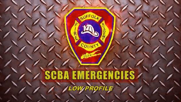 SCBA Emergencies, Low Profile
