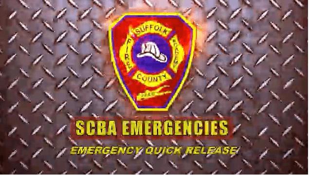 SCBA Emergencies, Quick Release