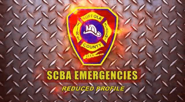 SCBA Emergencies, Reduced Profile
